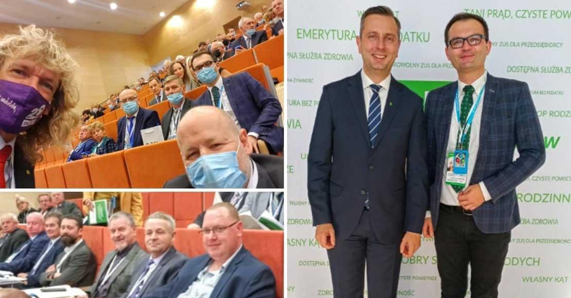 Błażej Cisowski wybrany do Zarządu Wojewódzkiego PSL