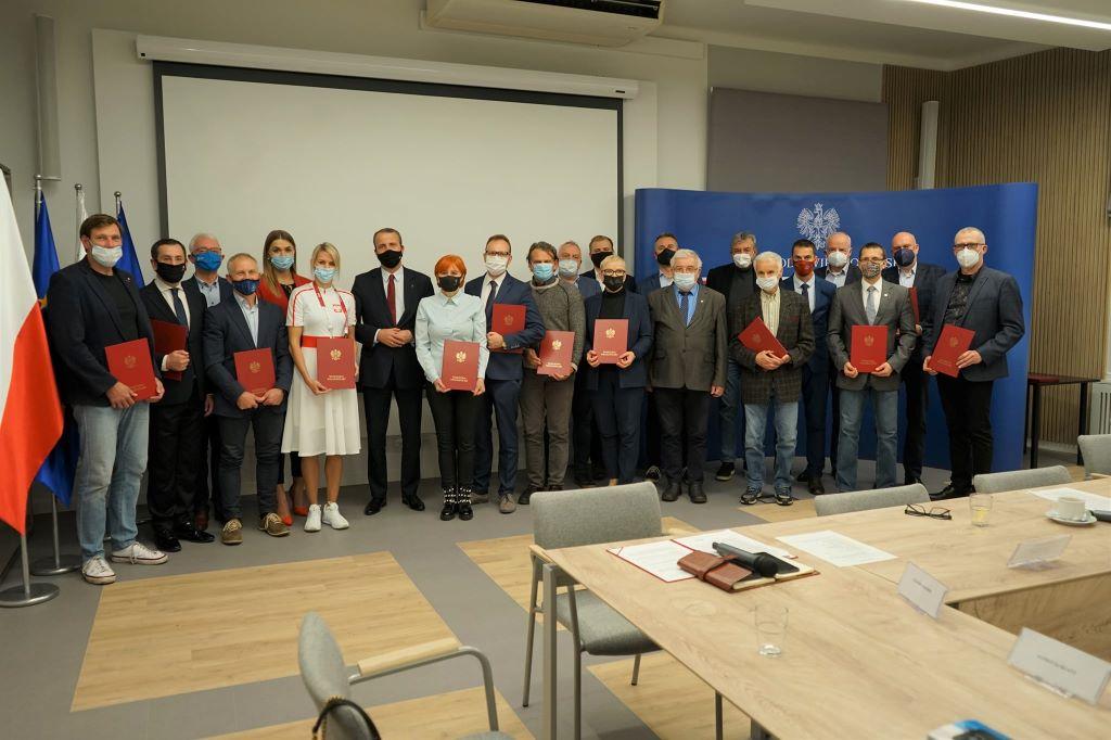 Inauguracja działania Rady ds. Sportu przy Wojewodzie Wielkopolskim