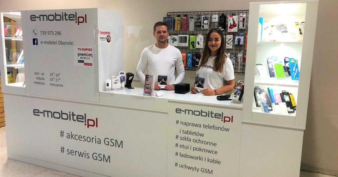 e-mobitel Oborniki - smartfony bez tajemnic