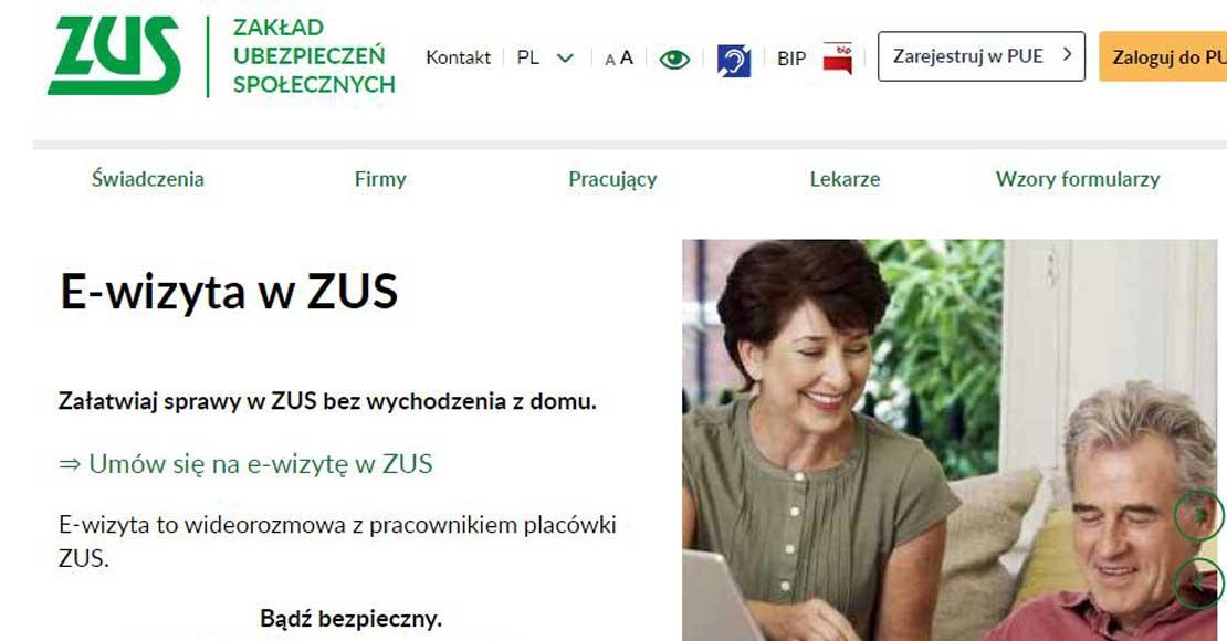e-wizyty w ZUS z certyfikatem jakości, ponad 42 tys. klientów