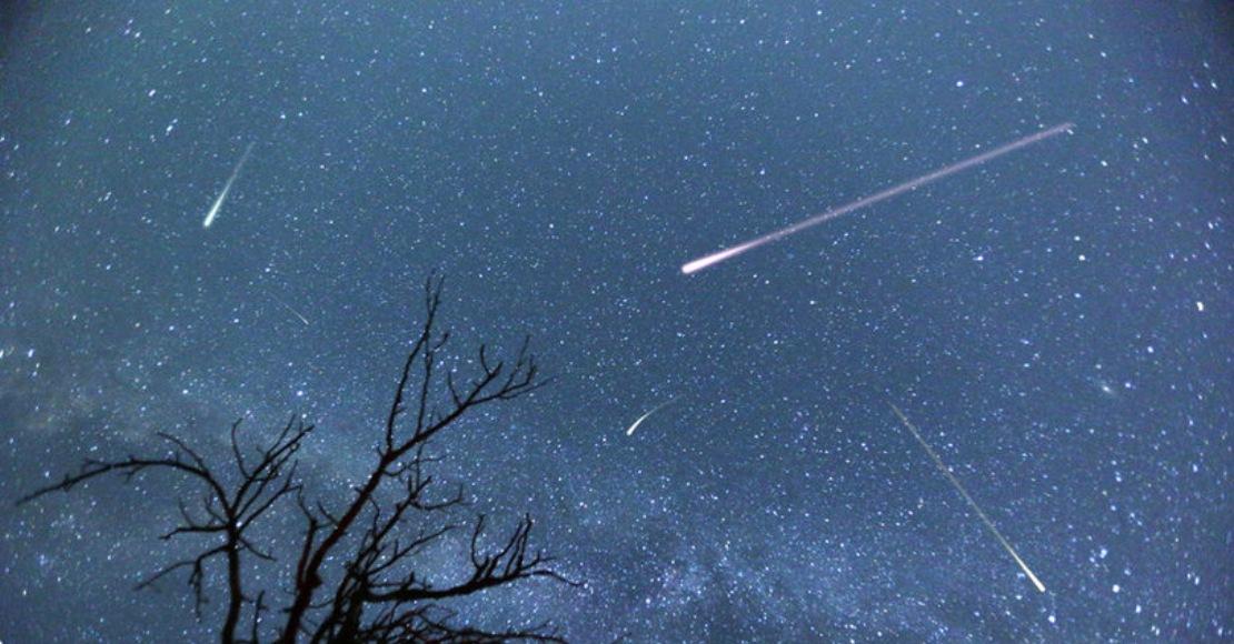 Perseidy będą widoczne na niebie niemal do końca sierpnia (wywiad)