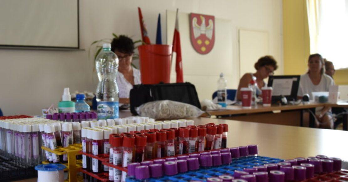 Już za tydzień akcja honorowego krwiodawstwa w Obornikach