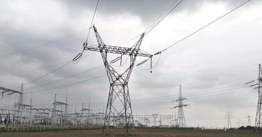 Problem z prądem w Obornikach i Górce