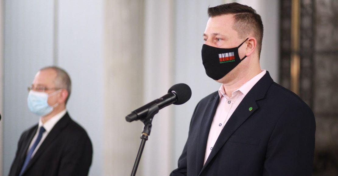 PSL przeciwne kandydaturze Bartłomieja Wróblewskiego. Proponuje Sławomira Patyrę