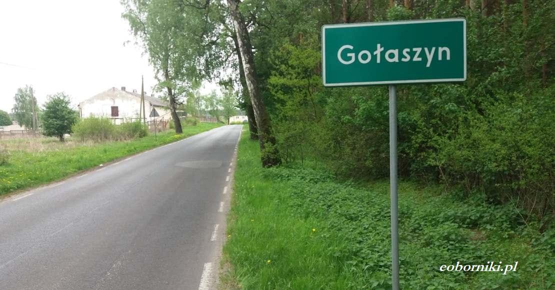 Będzie nowy chodnik w Gołaszynie