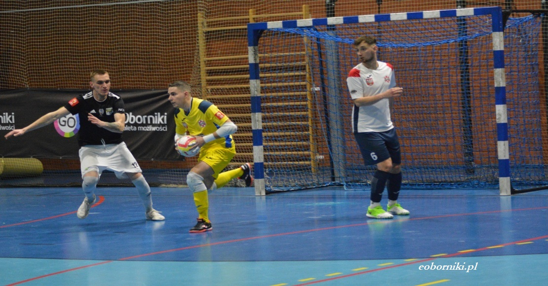 KS Futsal nie zagra kolejnych 2 spotkań