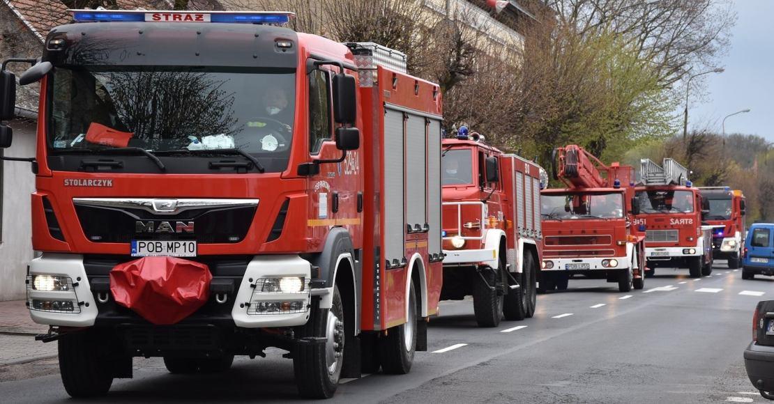 Dzień Strażaka w Rogoźnie (foto)