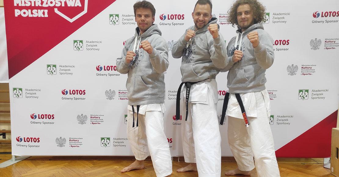 Sportowe sukcesy obornickich karateków