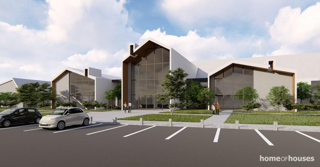 Tak ma wyglądać nowe centrum kultury w Obornikach (foto)