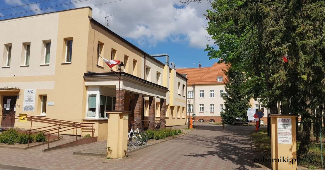 Komunikat obornickiego szpitala w sprawie szczepień przeciwko COVID-19