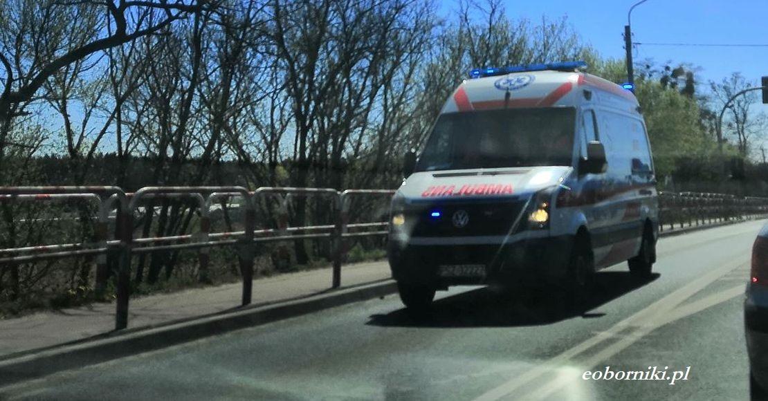 Problemy z obsadą ambulansów ratowniczych w Wielkopolsce.