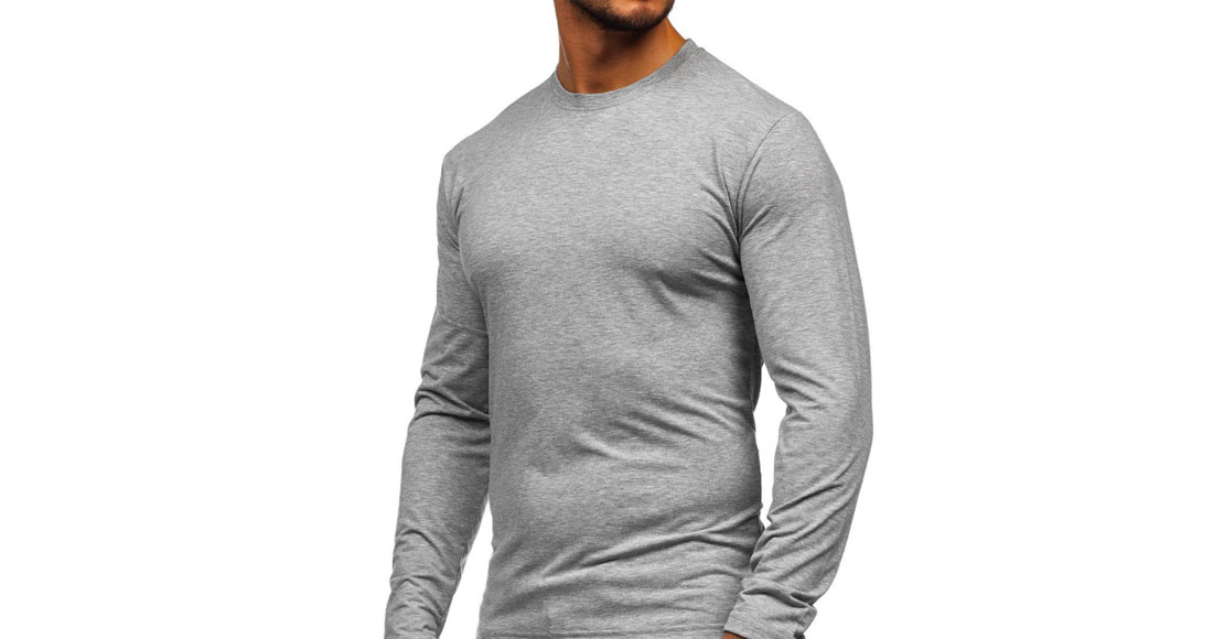 Rodzaje koszulek męskich: longsleeve, koszulka treningowa, rashguard - jak i kiedy nosić?
