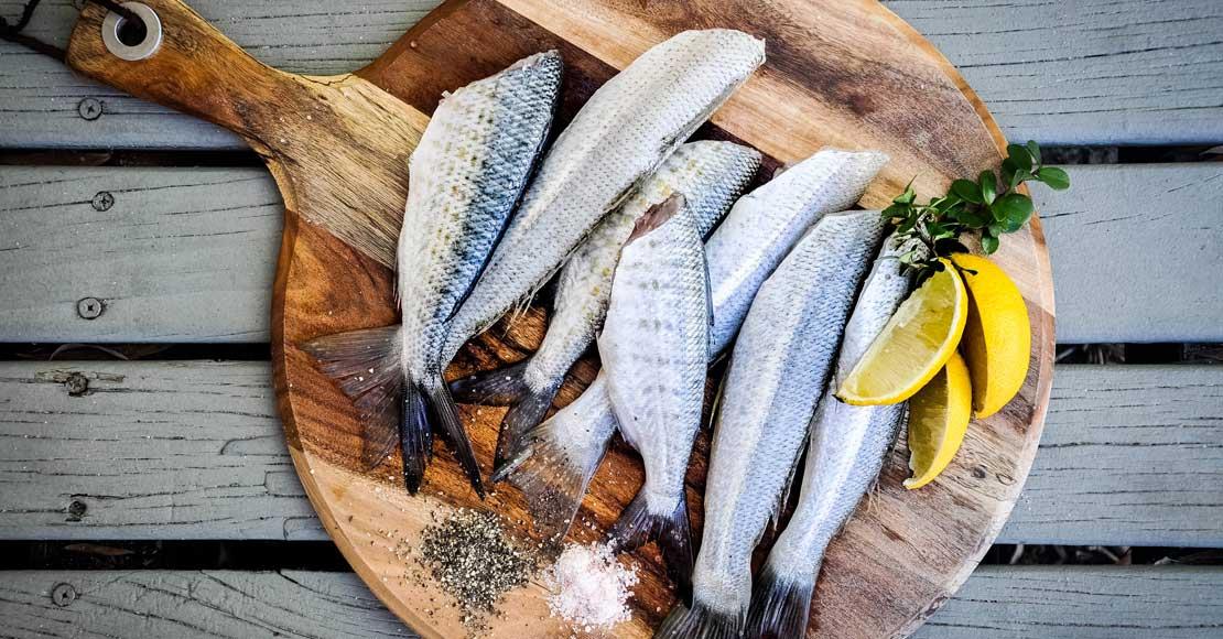Ryby to najlepsze, co możesz zjeść