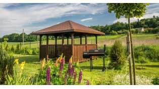 Jakie meble idealne do altany ogrodowej?